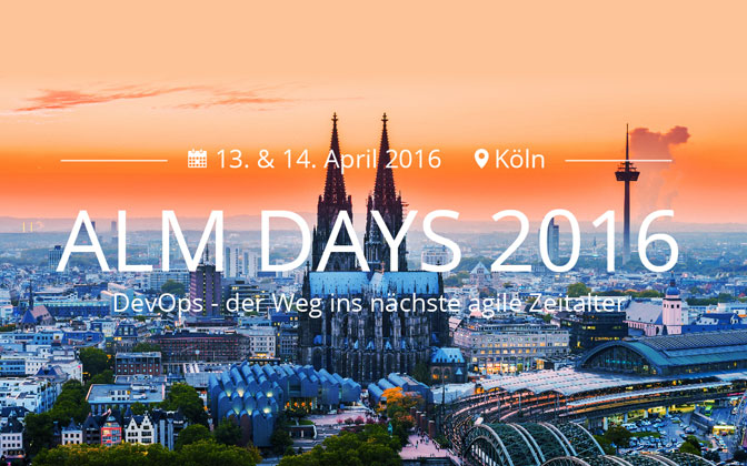 Microsoft Visual Studio ALM Days 2016