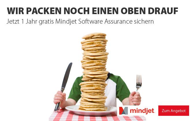Mindjet gratis Software Assurance