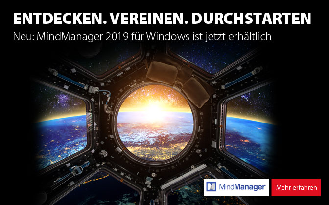 MindManager 2019 für Windows